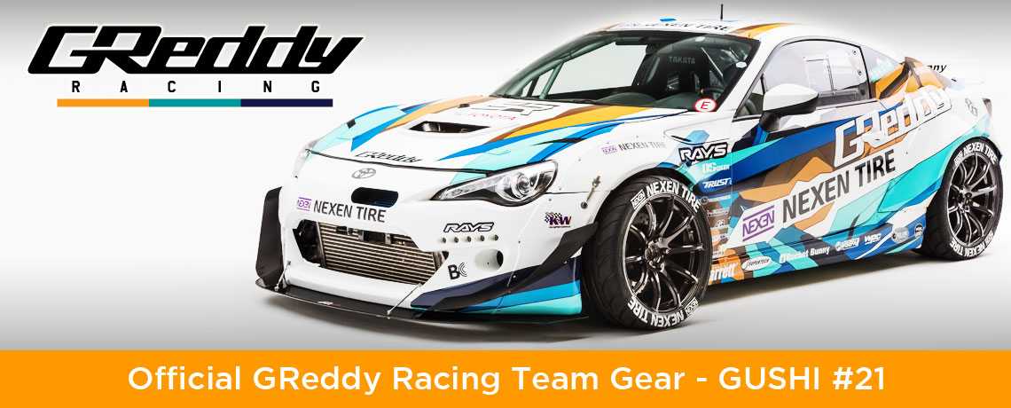 GReddy Performance x Hankook Tire x Scion Racing FR-S