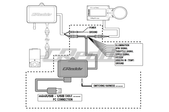 11500215d greddy greddy boost gauge wiring diagram at suagrazia.org