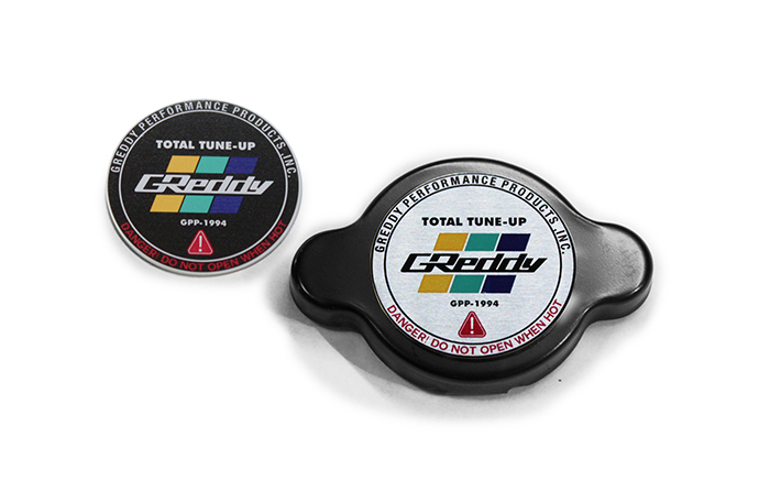 Greddy 13901001 Universal High pressure Radiator Cap Type-N