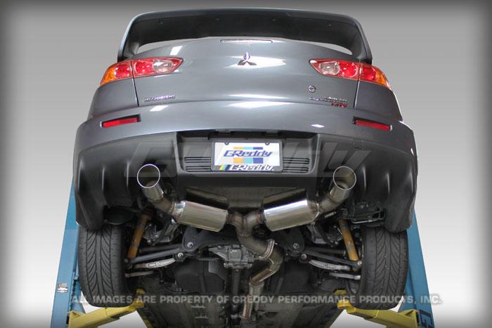 Exhaust: Evo X Exhaust